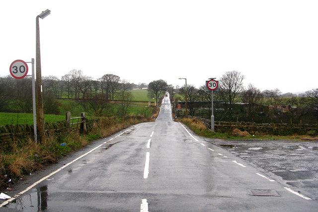 Lee Lane - Cottingley Moor Road