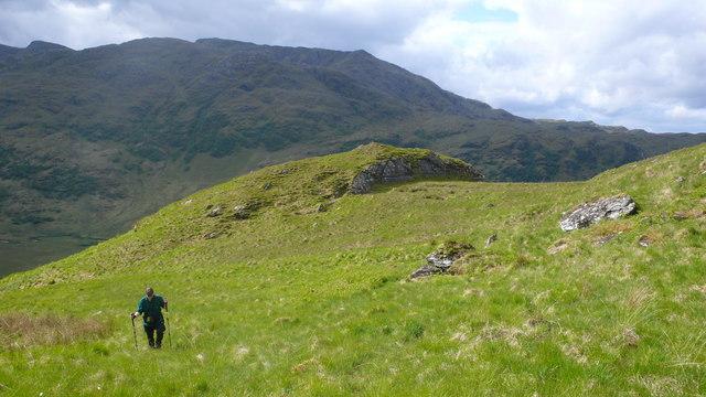 Slopes of Sgurr Coire Coinneachan