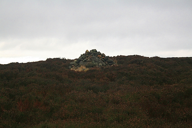 Cairn on Round Hill