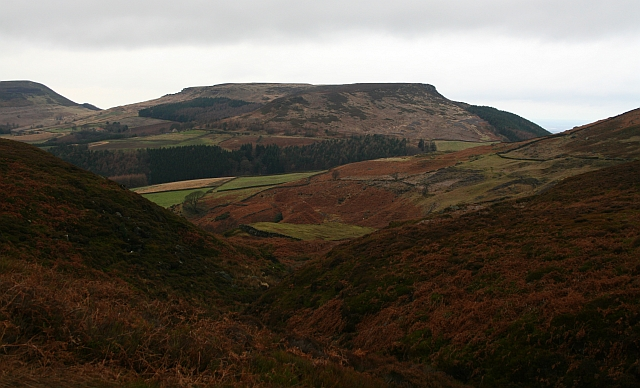 Cowkill Well and Cast Hills