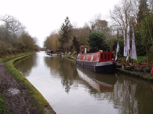 Christmas on the canals