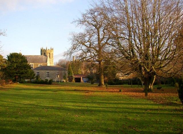 St Mary's Garden, Hornby