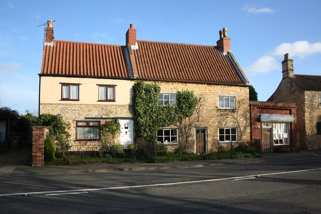 High Street cottages