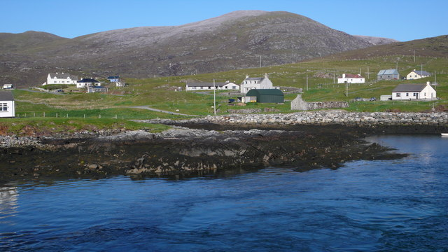 Buildings of Leverburgh
