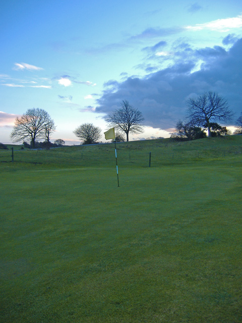 Westwood golf course, Beverley