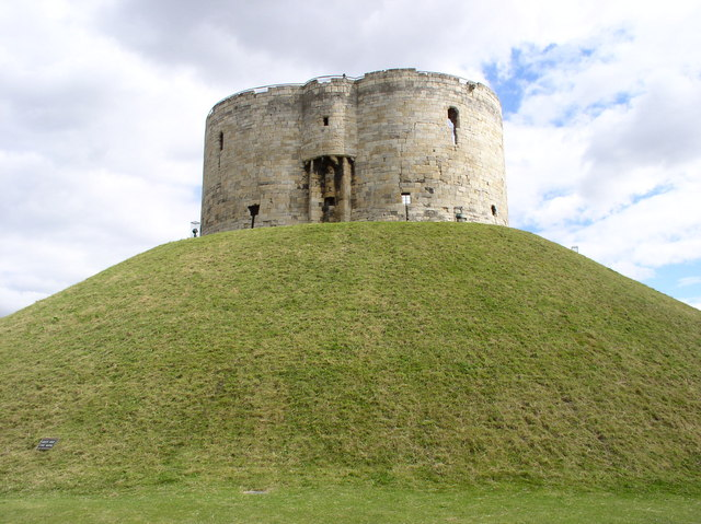 York Clifford's Castle
