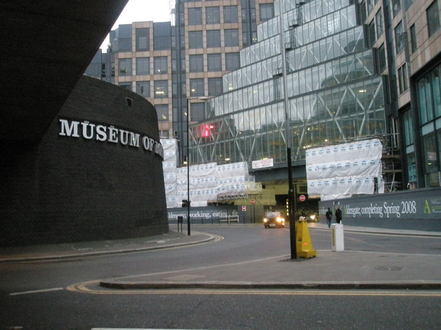 Round and about The Museum of London