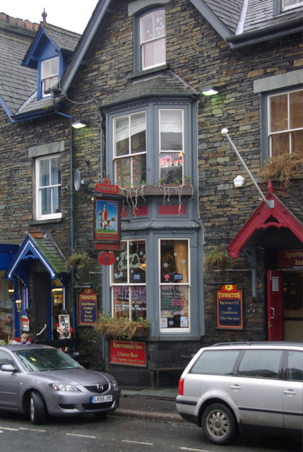 The Sportsman, Ambleside
