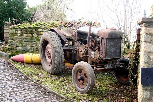 Clint Farm tractor