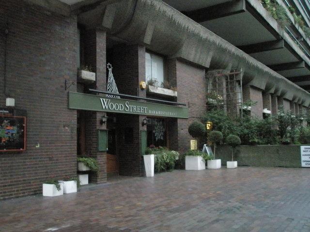 Wood Street Bar and Restaurant
