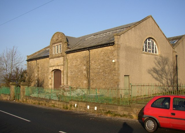 Filter House, Scotforth