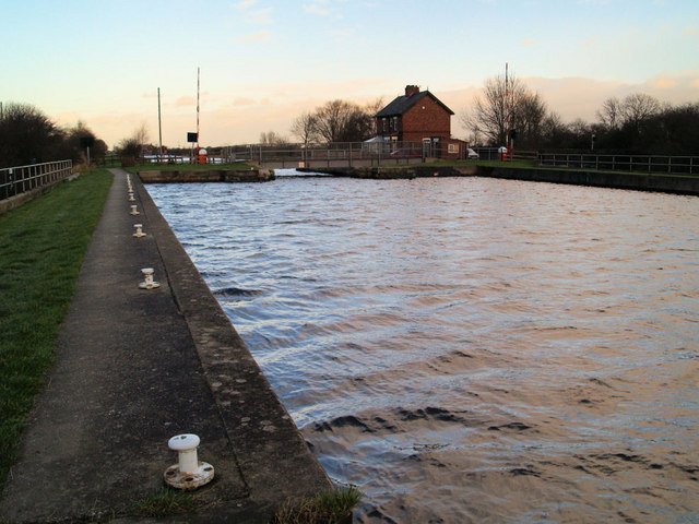 Low Lane Bridge and the New Junction Canal