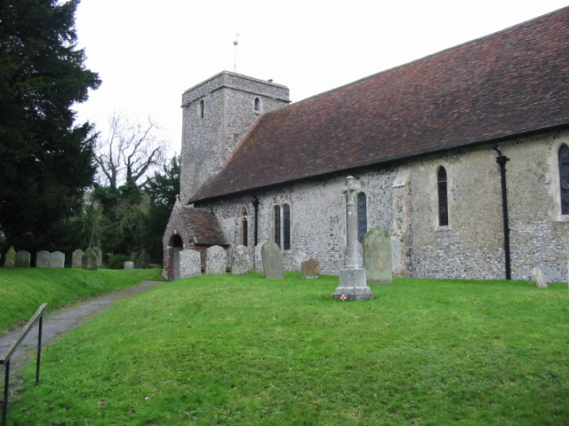 St Margaret's church Womenswold