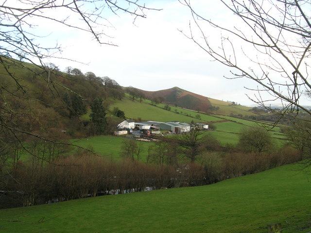 Gwern-y-mynach farm