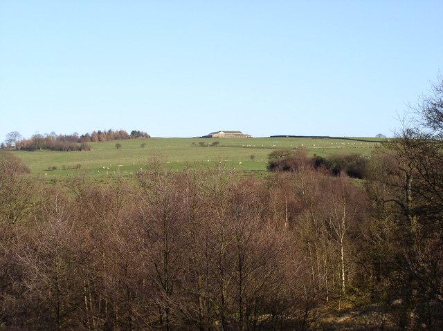 Houghtons Farm Extwistle Hill