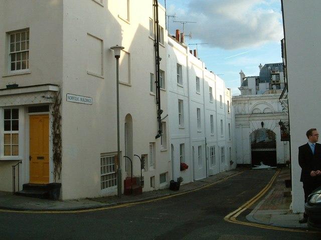 Norfolk Buildings Brighton