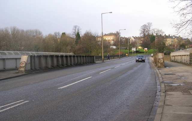 Road Bridge SBF/1 - Valley Road