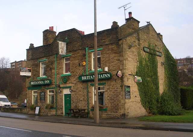 Britannia Inn - Valley Road