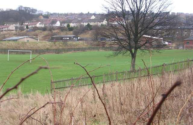 Football Pitch - Gaisby Lane