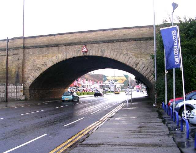Road Bridge - Canal Road