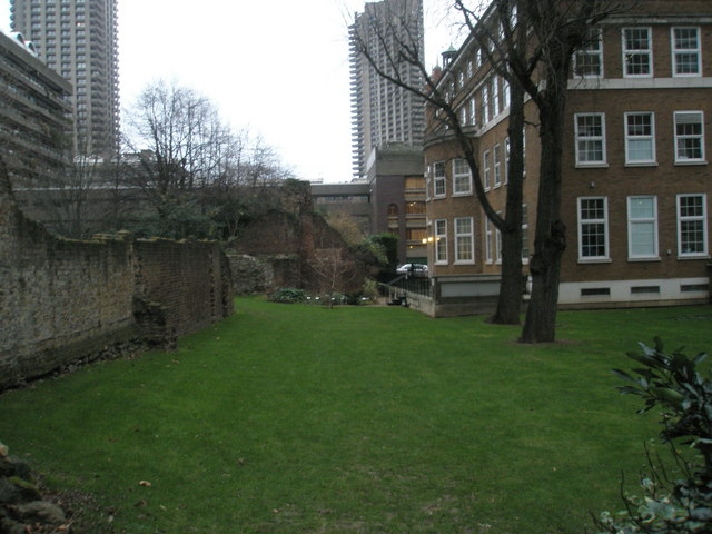 London Wall by The Surgeon and Barbers' Company