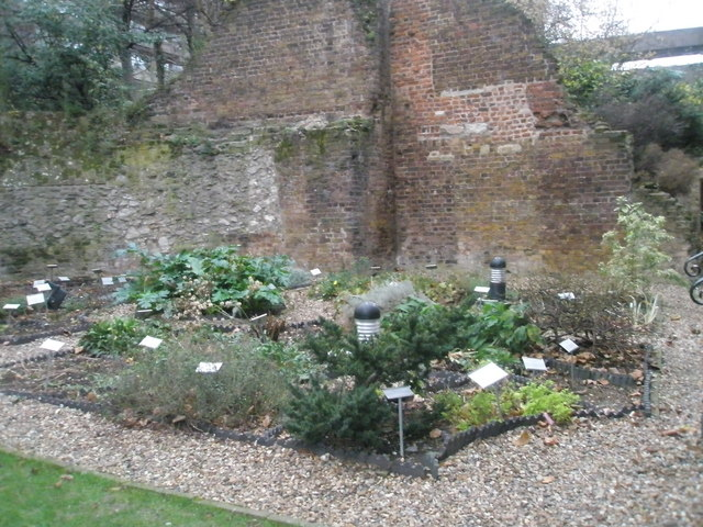 Herb Garden by London Wall