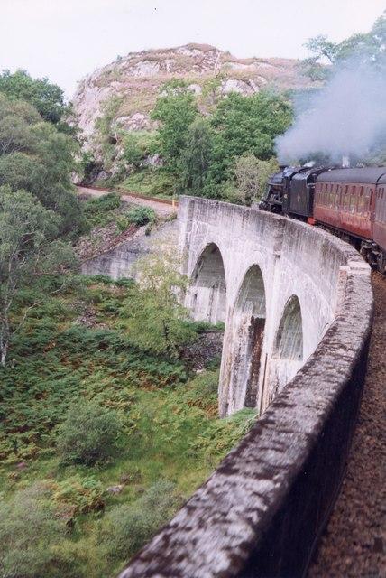 Viaduct at Polnish