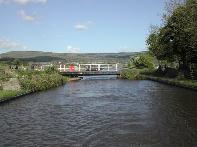 Cowling Swing Bridge