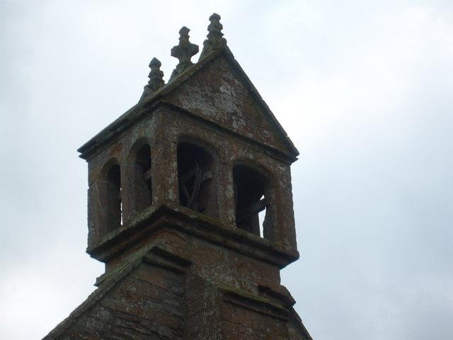 Belfry of Church of St Vincent Ashington