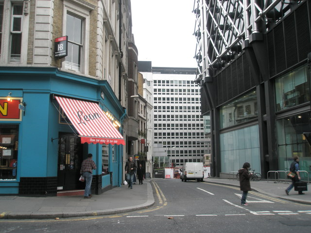 """Fusion"" Restaurant  in Cannon Street"