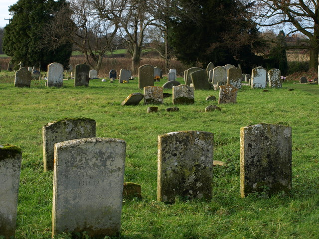Cemetery at Segenhoe