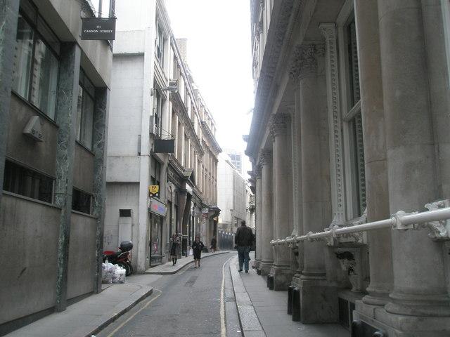 St Swithin's Lane