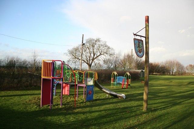 Wellingore playground
