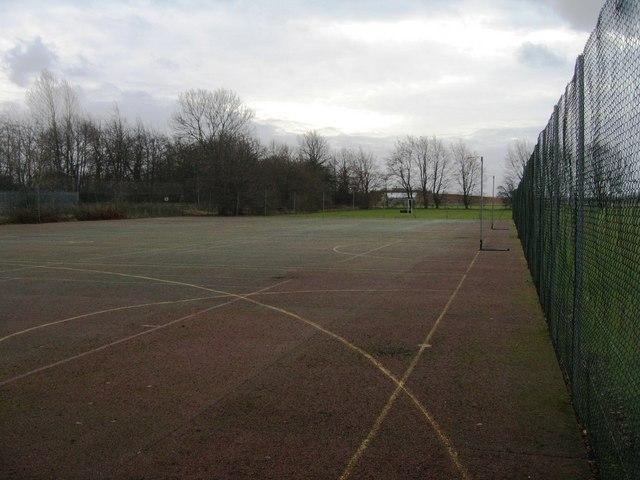 Netball Courts
