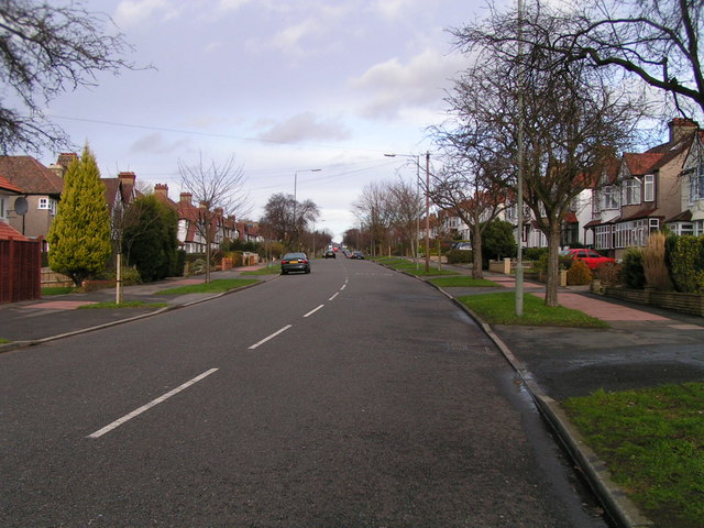 The Avenue, West Wickham
