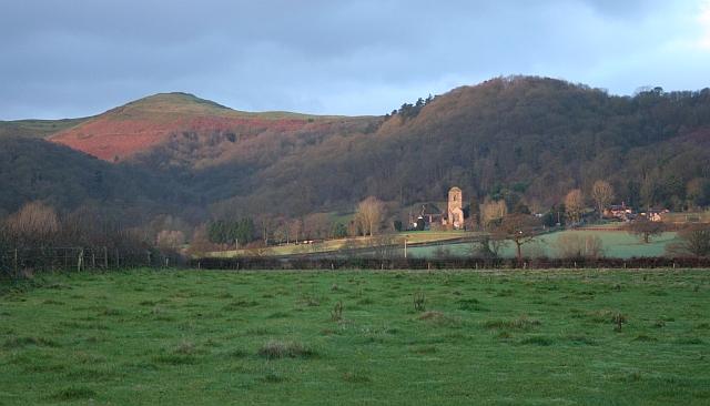 Cow Pasture, Little Malvern