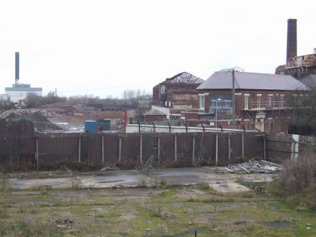Redevelopment at Springfield Brewery