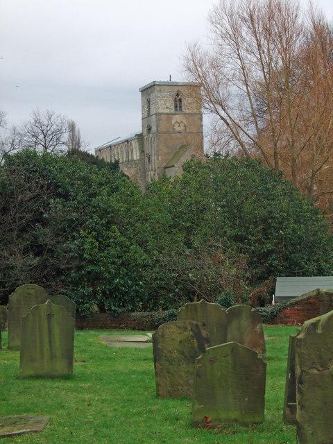 Church of St. Peter, Barton Upon Humber