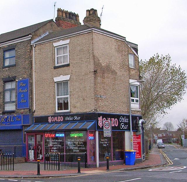 Romeo Coffee Bar, Spring Bank, Hull