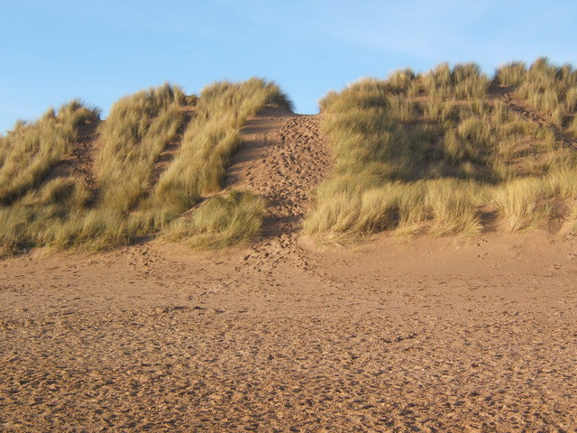 Dunes near Haverigg