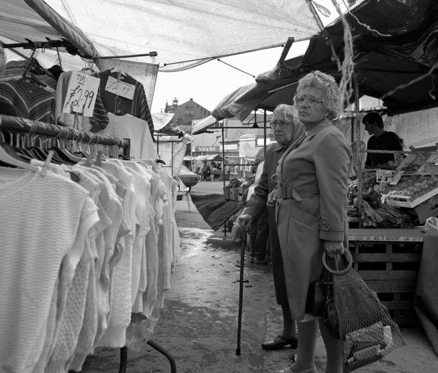 Heckmondwyke Market