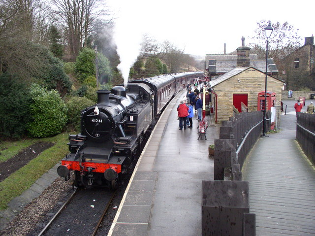 Haworth Railway Station