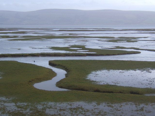 View across Duddon Estuary