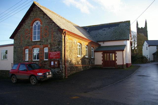 Parkham Methodist Church