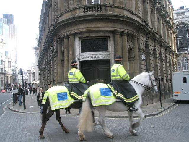 Equine patrol