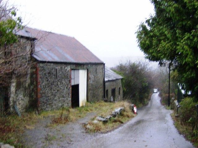 Pant y Resk Road
