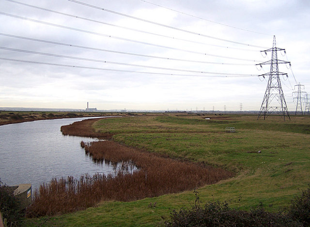 Allhallows Marshes