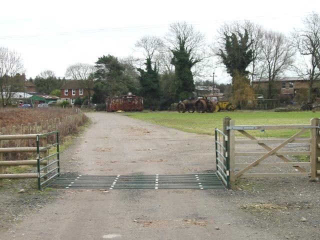 Hope Farm, Gibbin's Brook