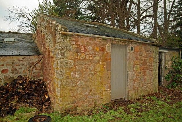 Doocot at Gifford Vale