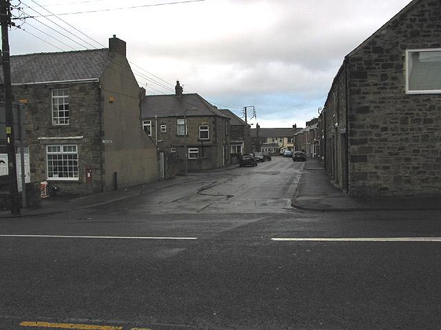 Cyril Street, Consett